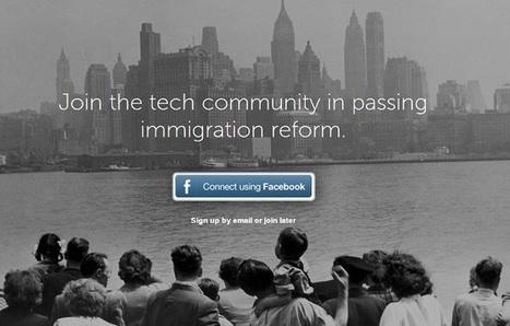 Zuckerberg lanza sitio a favor de inmigrantes   Aprendiendoaenseñar   Scoop.it