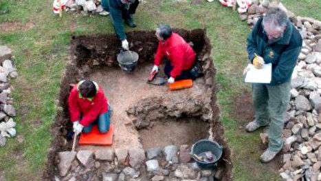 Arqueólogos investigan en el Pirineo navarro posibles restos de Iturissa | LVDVS CHIRONIS 3.0 | Scoop.it