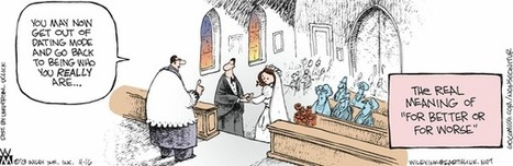 Non Sequitur by Wiley Miller, April 16, 2013 Via @GoComics | Healthy Marriage Links and Clips | Scoop.it