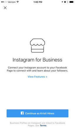 Instagram Business Profiles: How to Set Up and Analyze Your Activities  | MarketingHits | Scoop.it