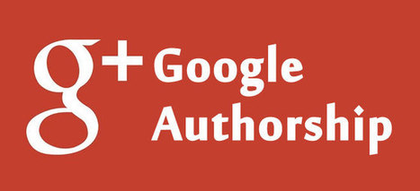 Tell Me More About Google Authorship | A Social Media Medley | Scoop.it