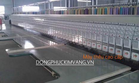 Công ty may Đồng phục uy tín và chuyên nghiệp tại TPHCM: Thêu áo thun tại tphcm | Ao thun dong phuc - Tap de | Scoop.it