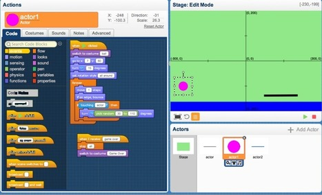 Bridging Coding and Common Core with Tynker | Programming | Scoop.it