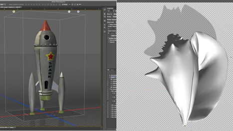 Photoshop Is Getting Support For 3D Printing | Oivallus | Scoop.it