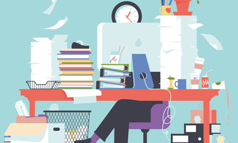 What a Messy Desk Says About You | Drip Marketing | Scoop.it