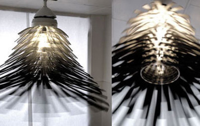 Spinning Delight: Dervish Lamp by Philippe Malouin | Air Circulation and Ceiling Fans | Scoop.it