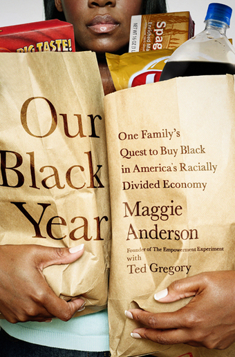 Maggie Anderson, Author of Our Black Year - Color Magazine | UrbanMogul | Scoop.it