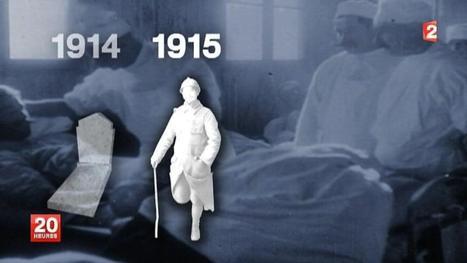 Première Guerre mondiale : un tournant médical   Centenaire de la Première Guerre Mondiale   Scoop.it