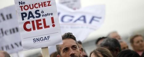 """A Air France, les dessous d'un spectaculaire «grounding» social   """"green business""""   Scoop.it"""