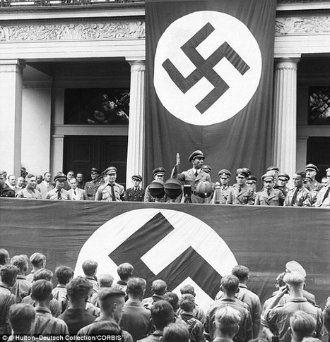 How Hollywood bowed to the wishes of Hitler: 1930s studio bosses censored and dropped films at the requests of Nazis - and one MGM exec even agreed to divorce his Jewish wife | World at War | Scoop.it