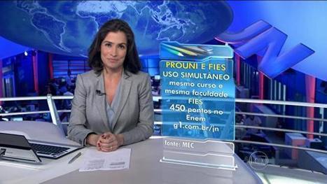 Ministério da Educação muda regras para uso do Prouni e do Fies | Banco de Aulas | Scoop.it