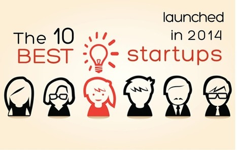The 10 best Startups launched in 2014 | Digital Media | Scoop.it