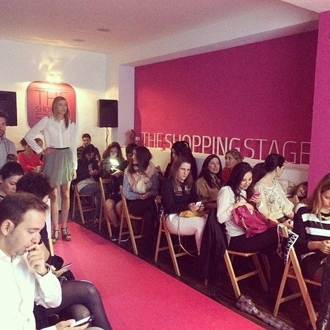 The Shopping Stage revoluciona la pasarela - Mujeres&cia | Online Fashion | Scoop.it