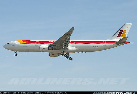 Photos: First Airbus A330-302 for Iberia | Aviation & Airliners | Scoop.it