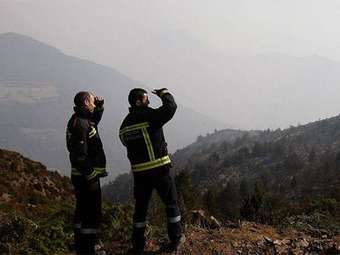 Primeros pasos para el futuro servicio de extinción de incendios del Alto Aragón | Vallée d'Aure - Pyrénées | Scoop.it