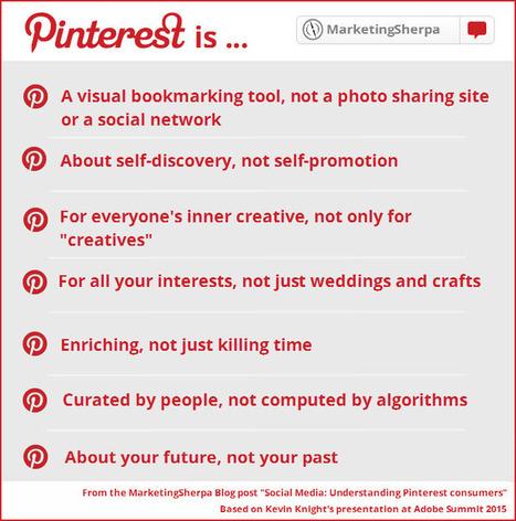 Social Media: Understanding Pinterest consumers | MarketingSherpa Blog | Pinterest | Scoop.it