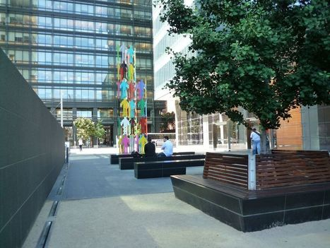Urban Wander: Curating a City's Hidden Public Spaces | Technology on GOOD | Suburban Land Trusts | Scoop.it