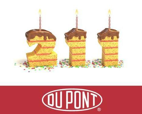 Happy Birthday to  DuPont | DuPont ASEAN | Scoop.it