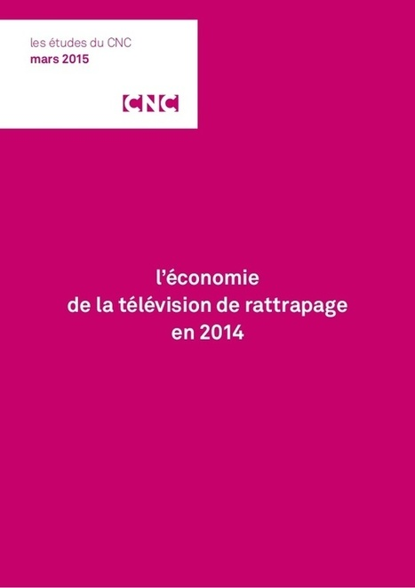 L'économie de la télévision de rattrapage en 2014 | mitch b.'s music | Scoop.it