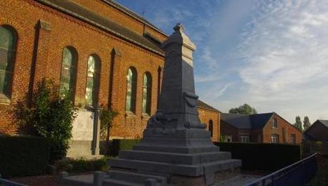 Ors : le monument aux morts subit une cure de jouvence, il sera prêt ... - La Voix du Nord | monument aux morts 14-18 | Scoop.it