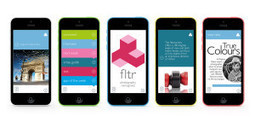 FLTR: The Smartphone Magazine | What's new in Visual Communication? | Scoop.it