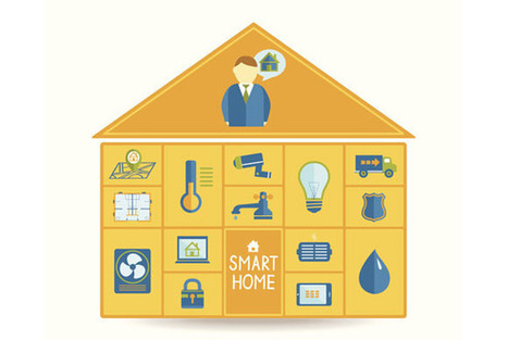 Z-Wave (part of it, at least) becomes an open smart-home standard - TechHive | Smart Home & Connected Things | Scoop.it