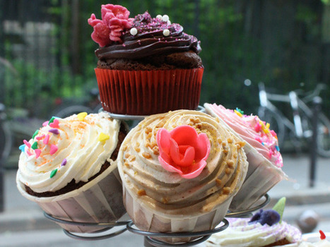 Cupcakes and Co — Bakery | Great Green Paris Food Spots | Scoop.it