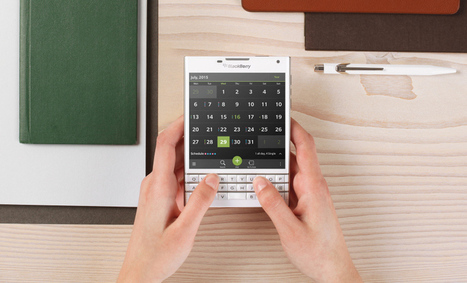 With BlackBerry's Passport, hope for a silver bullet | food • marketing • intrigue | Scoop.it