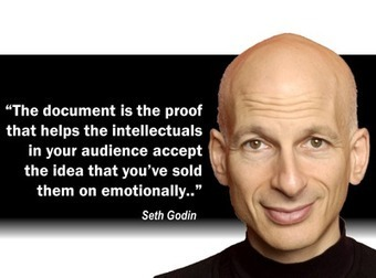 3 best quotes about print-outs of powerpoint presentation by Seth Godin | Portable MS MIT Degree | Scoop.it