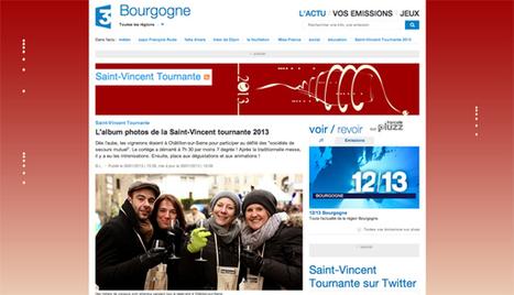 Après « Millésime », seule émission TV consacrée au vignoble ... - Bourgogne Live | Le vin quotidien | Scoop.it