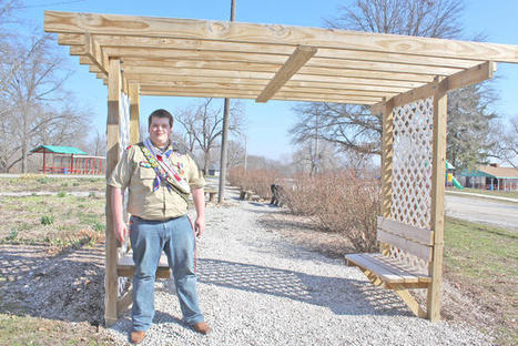 Marshall Eagle Scout works for a better community   Eagle Scout Project   Scoop.it