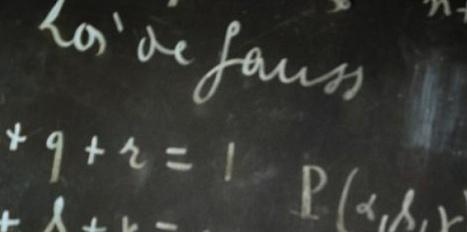Maths en France : des pointures, mais trop d'élèves dégoûtés   Elle est mathophile !   Scoop.it