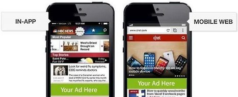 eBay s'apprête à ouvrir son application mobile à la publicité - 01net   e-biz   Scoop.it