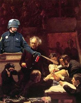 Pepper Spray through Art History | The History of Art | Scoop.it