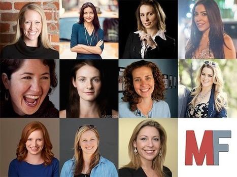 11 Remarkable Female Entrepreneurs Uncover Major Startup ... | Social Media Marketing and Brand Management | Scoop.it