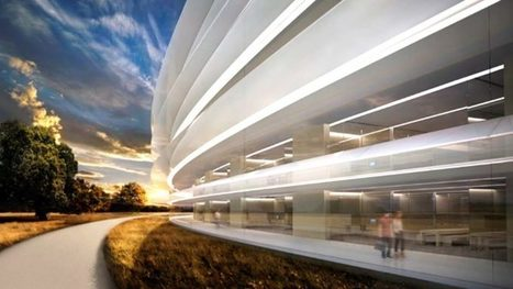 New Apple Campus 2 Drone Video shows Auditorium & More [August] | Technology | Scoop.it