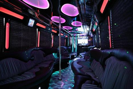 Experience Real Fun in Los Angeles Party Bus | ulclimo | Scoop.it