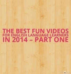 The Best Fun Videos For English Language Learners In 2014 – Part One | Larry Ferlazzo's Websites of the Day… | Online Teaching Resources | Scoop.it