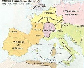 Restos del pasado: Feudalismo | Feudalismo en los Tiempos Medievales. | Scoop.it