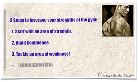 Strength Based Leadership at Work, Home, or at the Gym! | Bodybuilding & Fitness | Scoop.it
