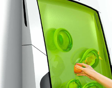 Zero-Energy Bio Refrigerator Cools Your Food With Future Gel | Ethical Innovation | Scoop.it