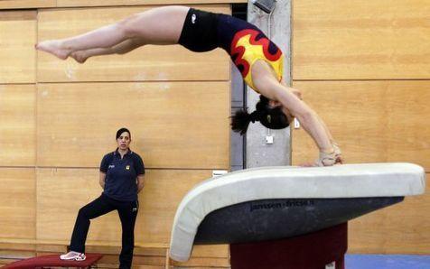 La gimnasia femenina española cambia de cara