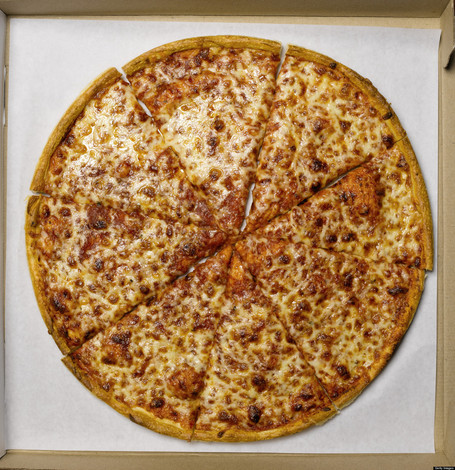 The World's Largest Pizza Delivery | Strange days indeed... | Scoop.it