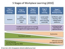 The differences between learning in an e-business and learning in a social business | Learning in the Social Workplace | Innovation in WPL | Scoop.it
