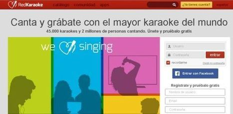 ¿Dónde encontrar vídeos de karaoke gratis en Internet? | MLKtoSCL | Scoop.it