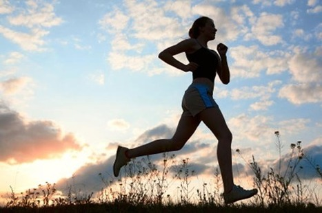 woman-running.jpg (600x398 pixels) | How good exercise is for your body | Scoop.it