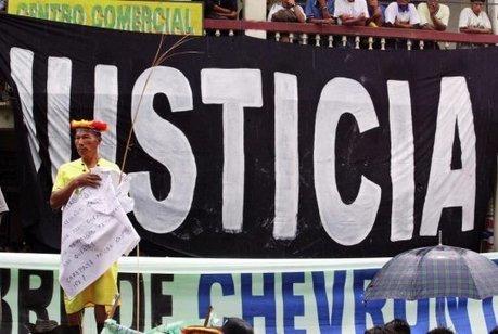Trois prix Nobel appellent à la fin de l'impunité de Chevron et des autres multinationales | démocratie énergetique | Scoop.it