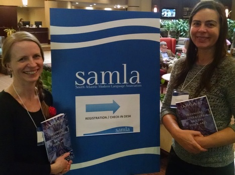 UMass Graduate Students Present at SAMLA 2015 Conference | The UMass Amherst Spanish & Portuguese Program Newsletter | Scoop.it