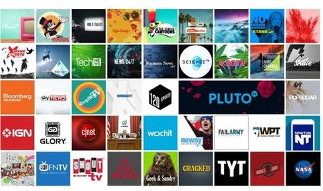 Pluto TV Brings Its Streaming Video App To Apple TV With Improved Look, More Licensed Content | MUSIC:ENTER | Scoop.it