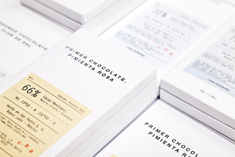 Packaging: Casa Bosques Chocolates « BP&O Logo, Branding ... | timms brand design | Scoop.it